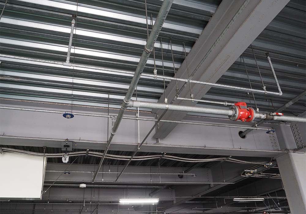 消防設備 新設工事 改修工事1